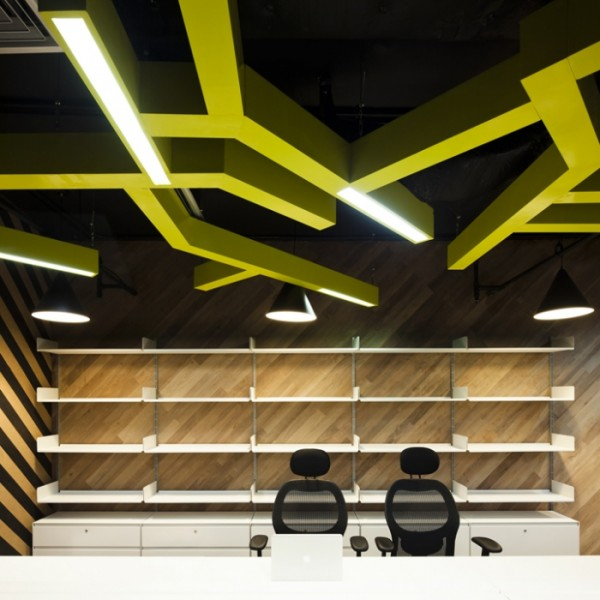 sms saatchisaatchi 33 600x600 Playful and Inspiring Design Solutions for Saatchi&Saatchis Office in Bangkok
