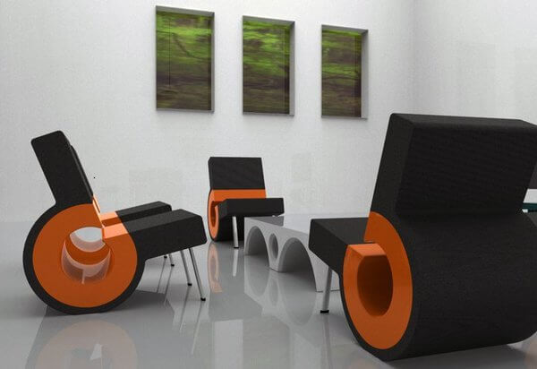 Contemporary Furniture Modern Style For Home Furniture Interior