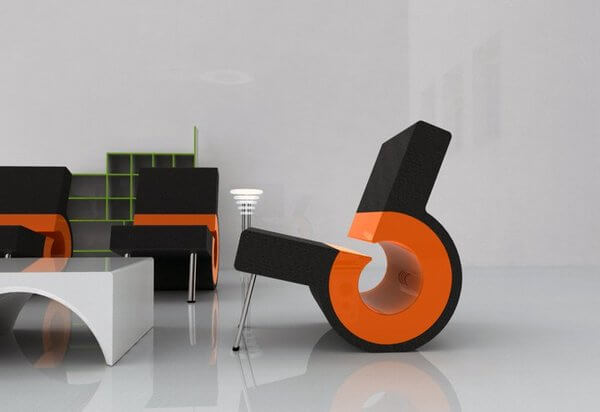 Contemporary furniture modern style for home furniture for Contemporary furniture design