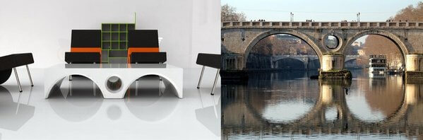 4 Contemporary minimalistic sofa Contemporary Furniture Modern Style for Home Furniture