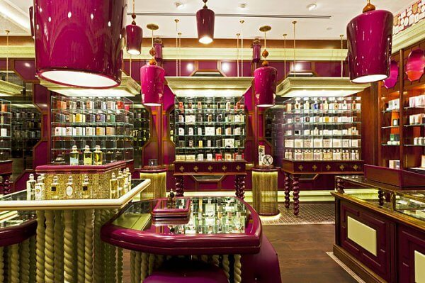 Fragrance Boutique Penhaligon Eccentric British Style, Fragrance Boutique Penhaligon in Singapore