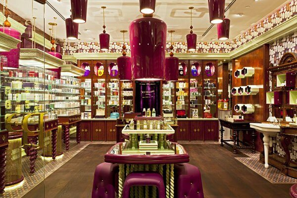 Fragrance Boutique Penhaligon1 Eccentric British Style, Fragrance Boutique Penhaligon in Singapore