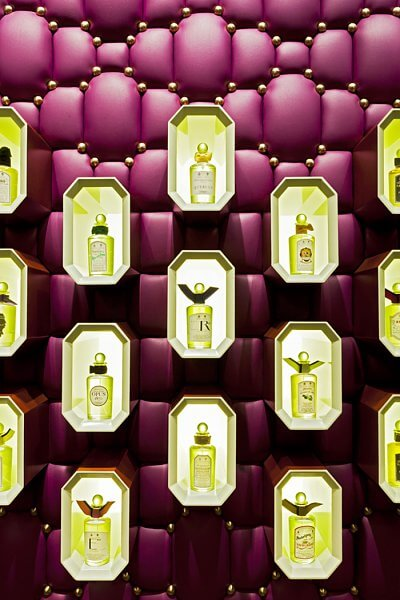 Fragrance Boutique Penhaligon12 Eccentric British Style, Fragrance Boutique Penhaligon in Singapore