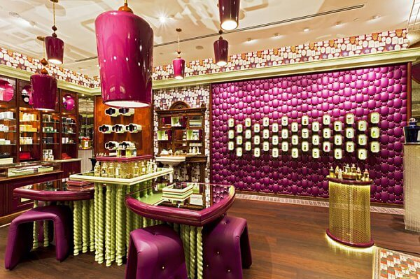 Fragrance Boutique Penhaligon2 Eccentric British Style, Fragrance Boutique Penhaligon in Singapore