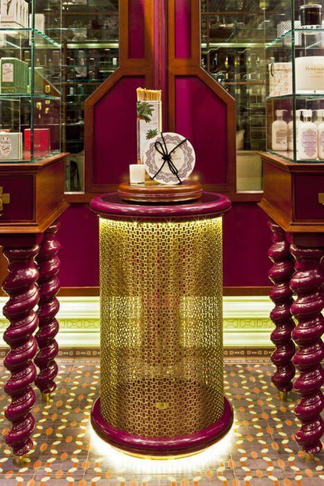 Fragrance Boutique Penhaligon7 Eccentric British Style, Fragrance Boutique Penhaligon in Singapore