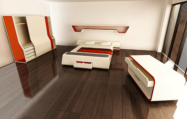 bedroom furniture 1 Contemporary Furniture Perfect for Bedroom Design