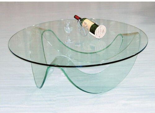 coffee table3 10 Contemporary Glass Coffee Tables with Minimalist Design