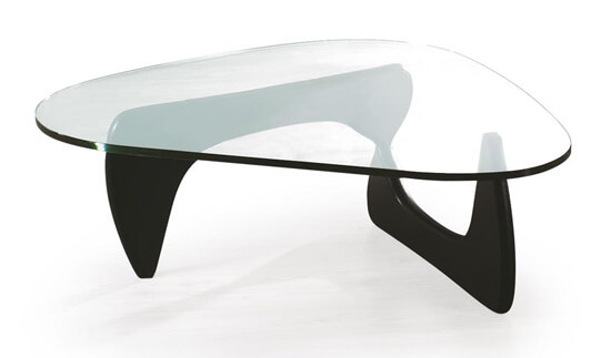 contemporary glass coffee table2 10 Contemporary Glass Coffee Tables with Minimalist Design