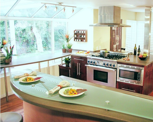 feng shui kitchen 600x480 How to Arrange Your House in the Feng Shui Spirit