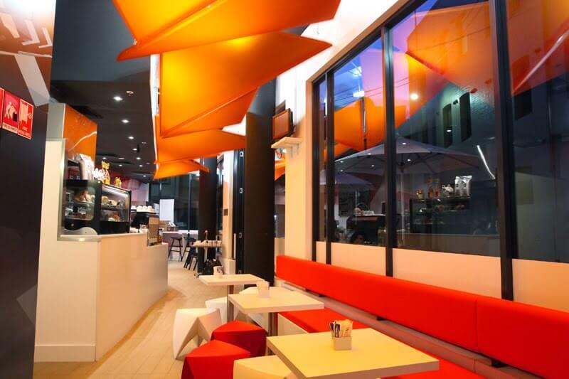 fractal -cafe