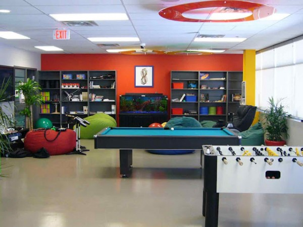 google office canada1 600x450 Awesome Google Offices Designs Around the World