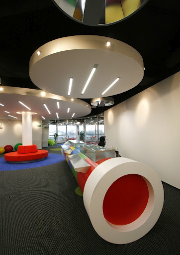 google office poland2 Awesome Google Offices Designs Around the World