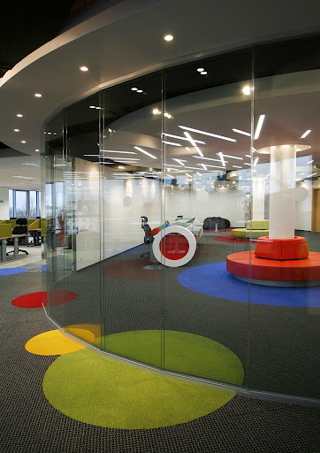 google office poland4 Awesome Google Offices Designs Around the World