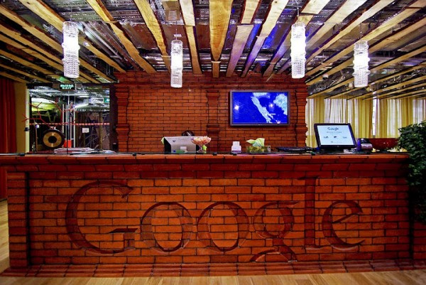 google office russia4 600x401 Awesome Google Offices Designs Around the World