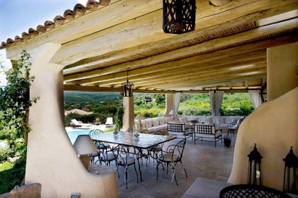 italy villaalice 3 600x399 Alice, a Great Italian Villa