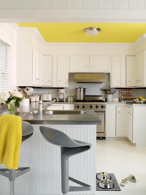 kitchen wall painting1 Kitchen Wall Painting Ideas
