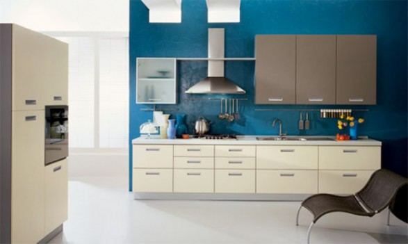 Painted Kitchen Walls | Modern Furniture Design Blog