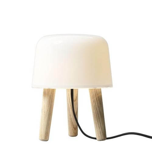 milk lamp Scandinavian Tradition Inspiration: Milk Lamp