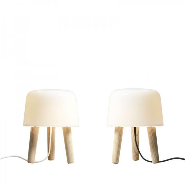 milk lamp2 600x600 Scandinavian Tradition Inspiration: Milk Lamp