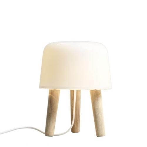 milk lamp3 Scandinavian Tradition Inspiration: Milk Lamp