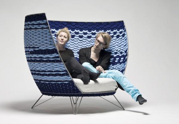 olagillgren bigbasket 600x416 Oversized Modern Chair from Ola Gillgren