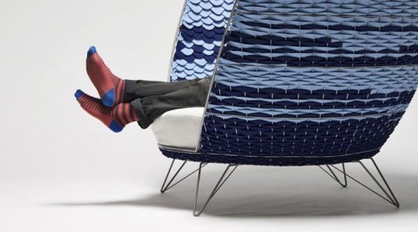 olagillgren bigbasket1 600x333 Oversized Modern Chair from Ola Gillgren
