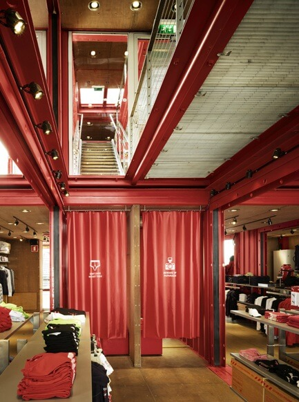 puma city container store6 Puma City: Shipping Container Store by LOT EK