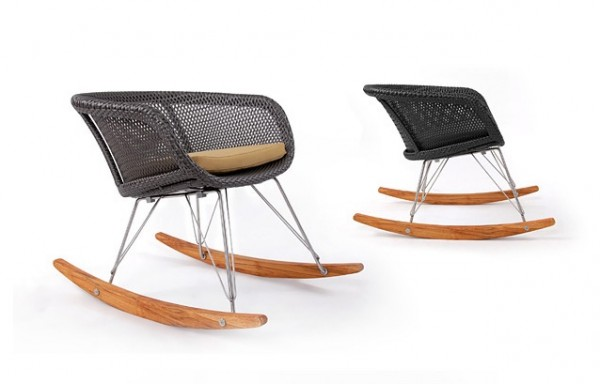 two. Chair six Rock by Lebello Chair three. MT1 – MT3 by Ron Arad