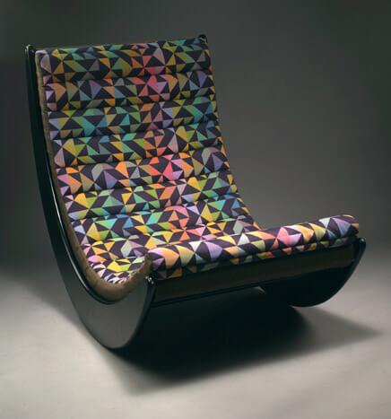 Panton Chair Rocking Chair Verner Panton 10