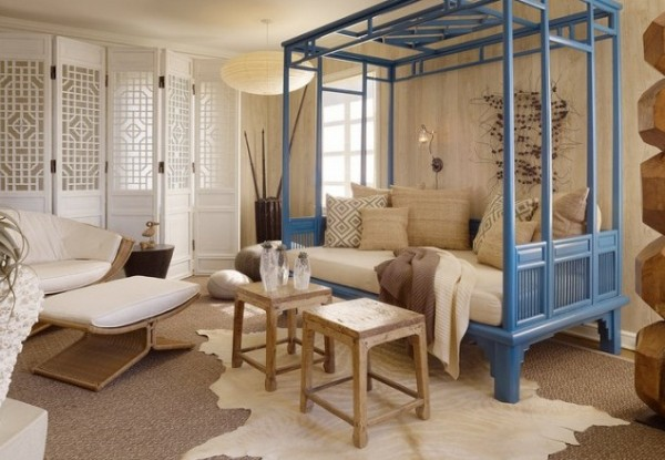 get a tropical look for your interior design interior