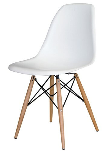 12 chairs that marked international furniture design for Chaise eiffel eames