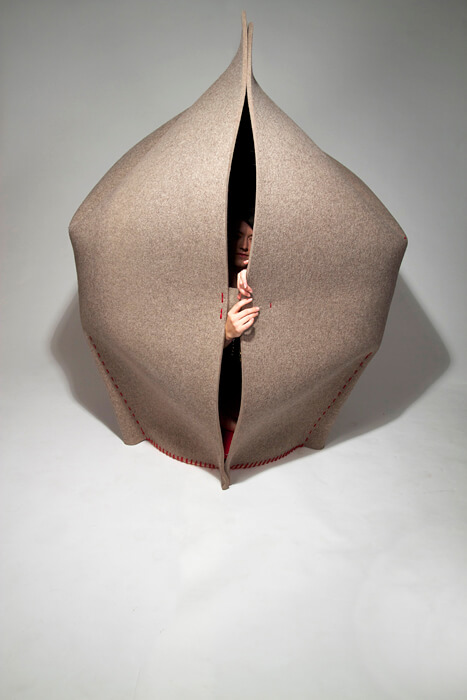 Hush armchair1