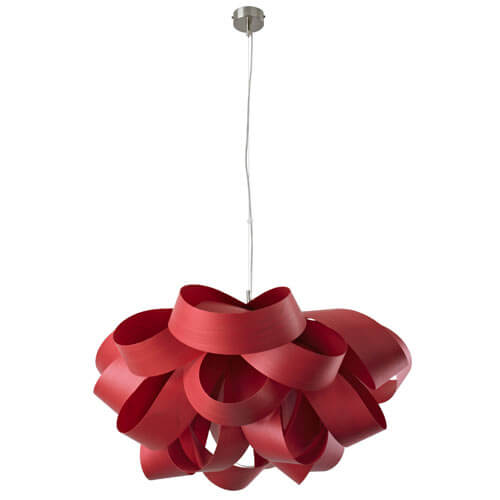 agatha suspension light2 7 Creative Handmade Lamps from LZF for a Spectacular Lighting Effect