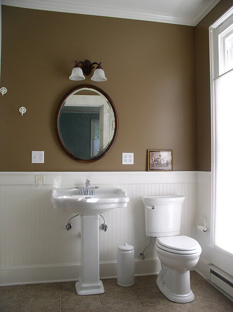 20 great ideas paint models for your bathroom interior