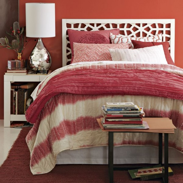 bedding 101 600x600 10 Splendid Bedding by West Elm