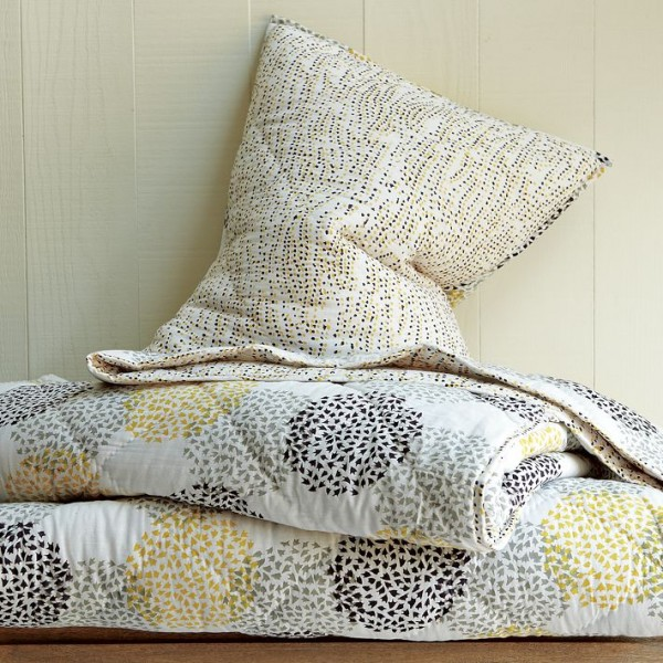 bedding 22 600x600 10 Splendid Bedding by West Elm