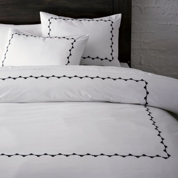 bedding 6 600x600 10 Splendid Bedding by West Elm