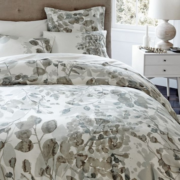 bedding 600x600 10 Splendid Bedding by West Elm
