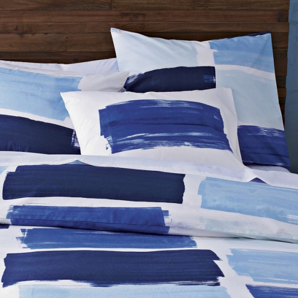 bedding 7 600x600 10 Splendid Bedding by West Elm