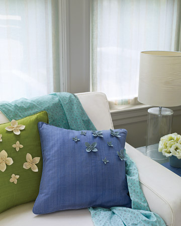 floral print martha stewart 5 Design Ideas to Decorate Your Home for Spring