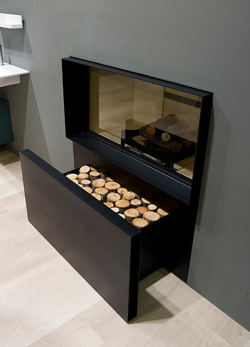gas log fireplace skemabox 11 Great Examples of Fireplaces Design