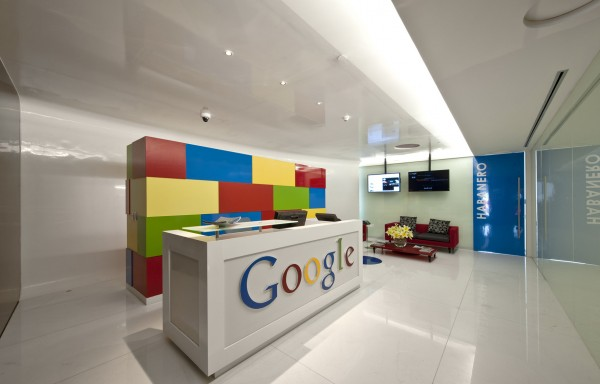 google office mexico5 600x384 Inspiring Design Concept for Google Office in Mexico