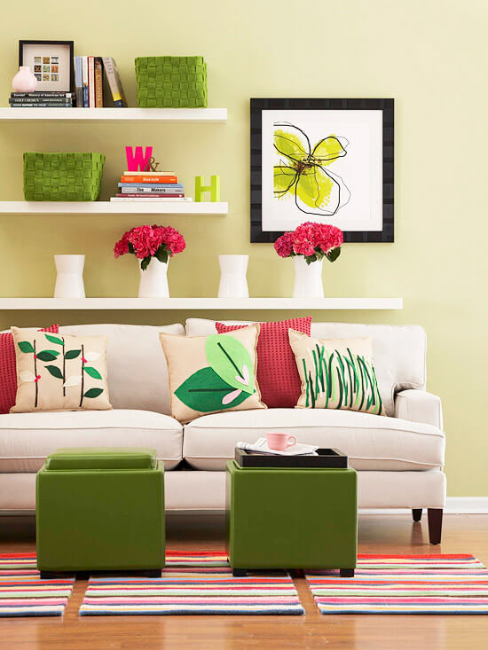 ideas to decorate for spring6 5 Design Ideas to Decorate Your Home for Spring