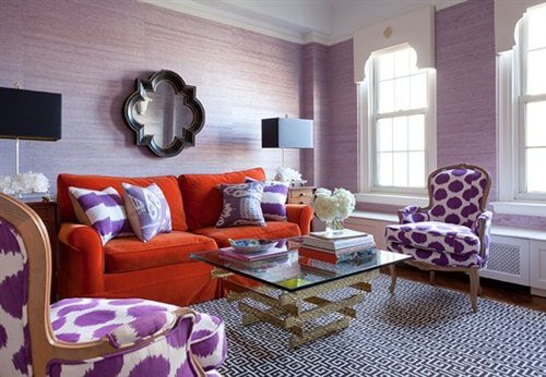 interior decor spring lavender 5 Design Ideas to Decorate Your Home for Spring