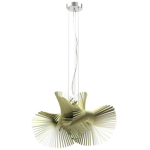 mikaido suspension light 7 Creative Handmade Lamps from LZF for a Spectacular Lighting Effect