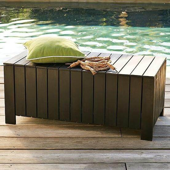 modern outdoor bench 15 Modern Furniture Ideas for Inviting Outdoor Spaces