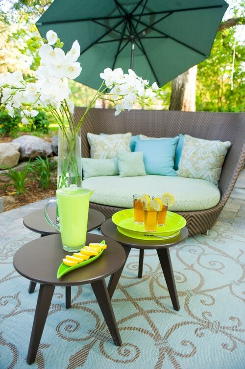 modern outdoor furniture2 15 Modern Furniture Ideas for Inviting Outdoor Spaces