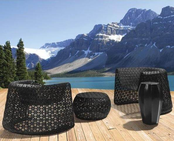 modern outdoor furniture4 15 Modern Furniture Ideas for Inviting Outdoor Spaces