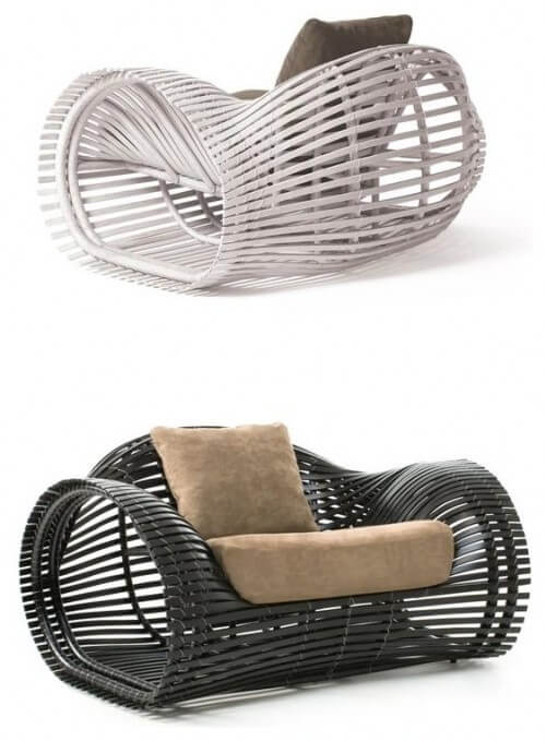 modern outdoor furniture9 15 Modern Furniture Ideas for Inviting Outdoor Spaces