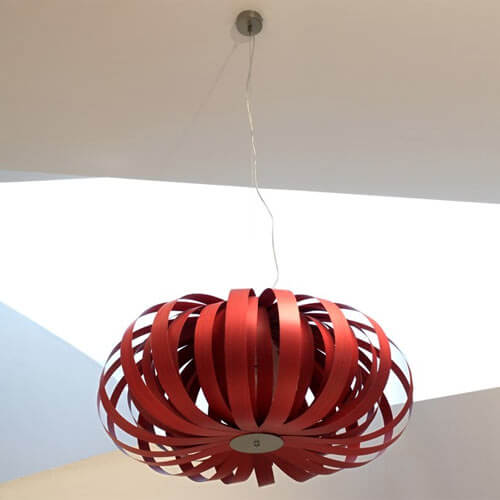 onion suspension light 01 7 Creative Handmade Lamps from LZF for a Spectacular Lighting Effect